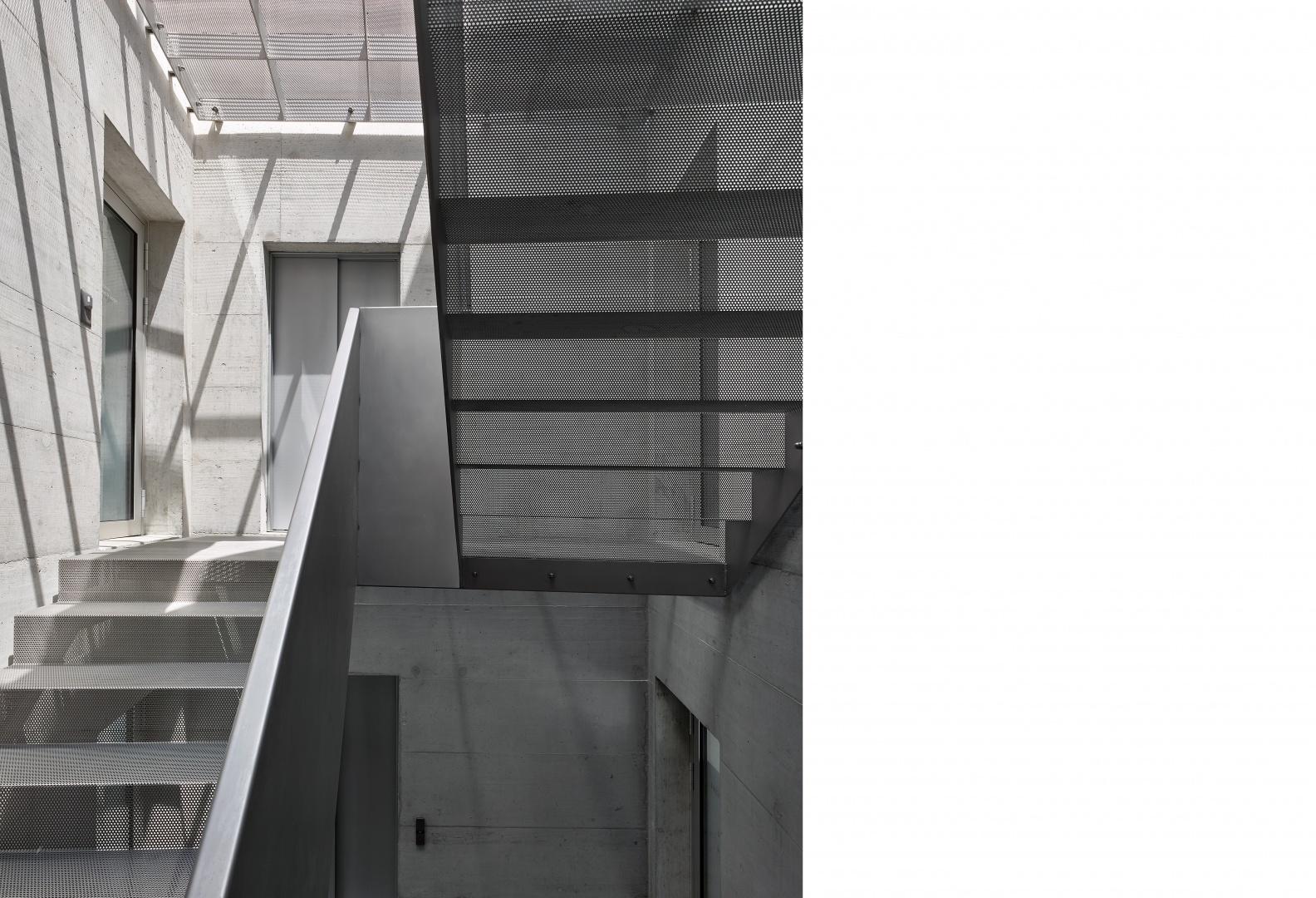 immeuble ronquos 35 escalier © thomas jantscher