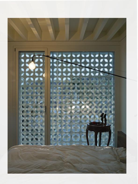 Fenster Schlafbereich © Walter Mair