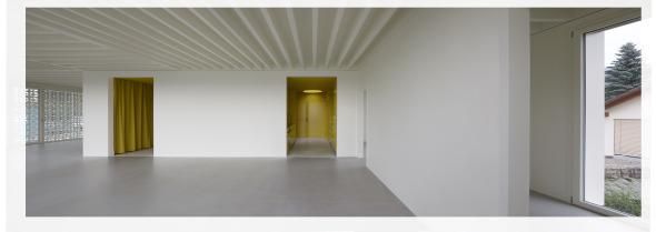 Ess- und Wohnbereich  © Walter Mair
