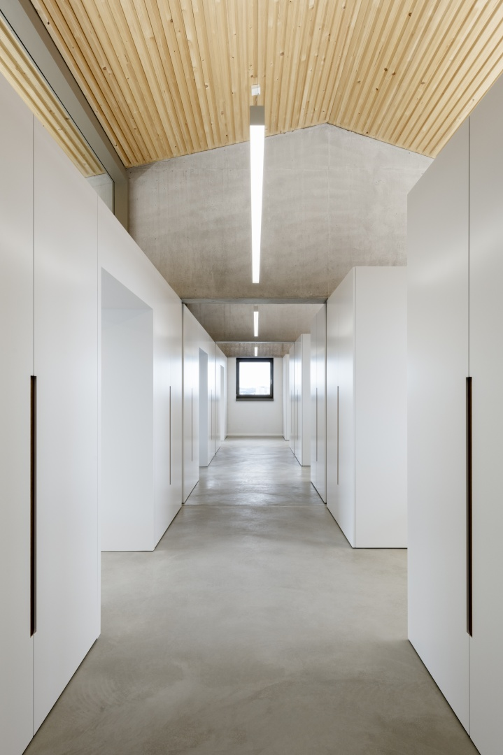 Korridor © Beat Bühler