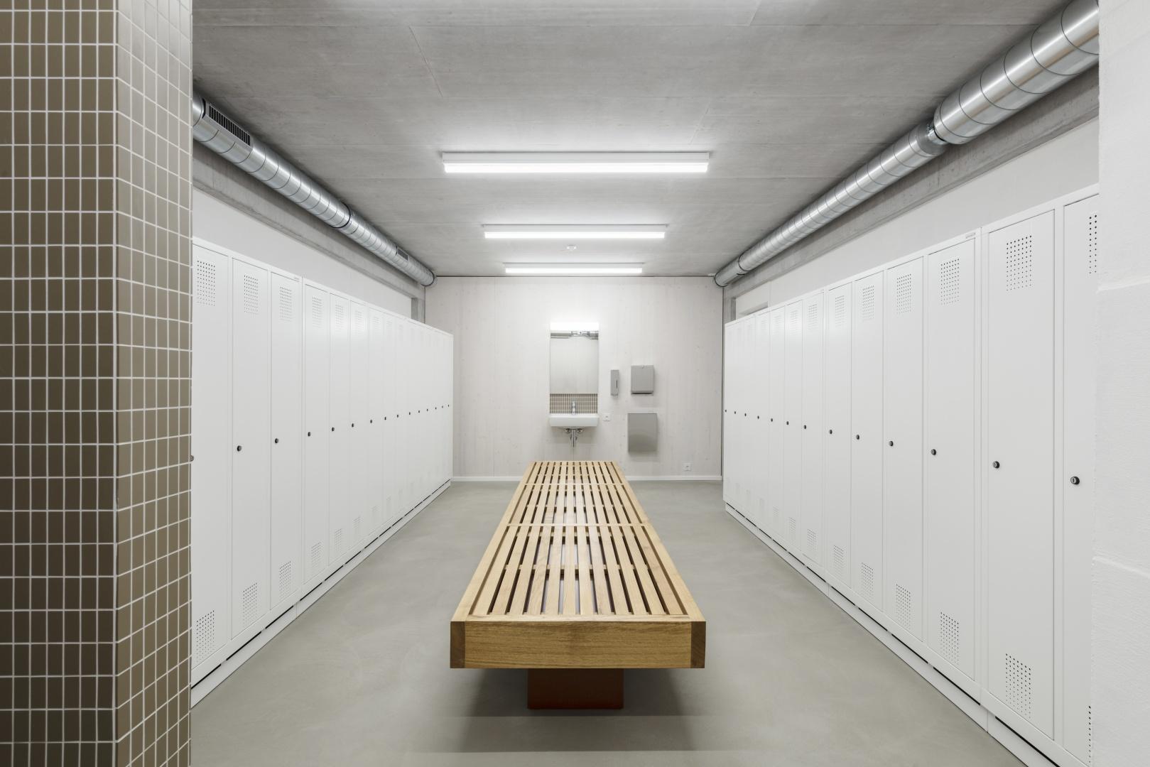 Garderobe © Beat Bühler
