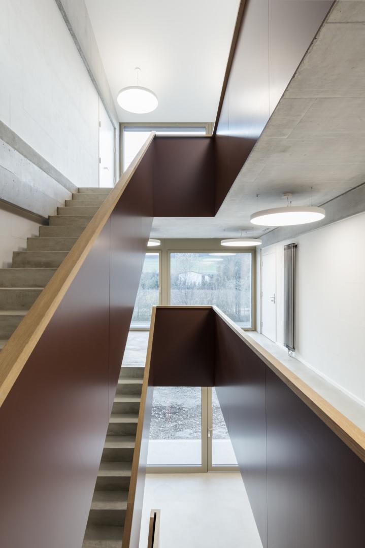 Treppenhaus © Beat Bühler