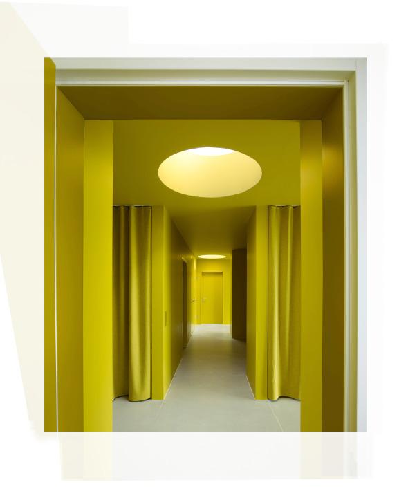 Eingangsbereich © Walter Mair