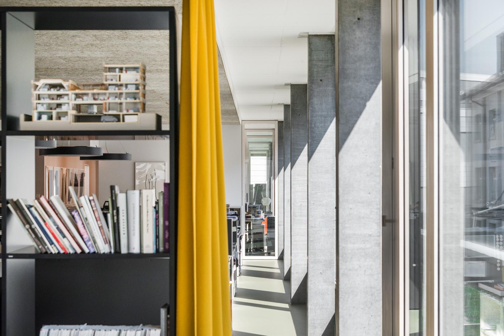 Büro Perspektive © Johannes Marburg, Genf