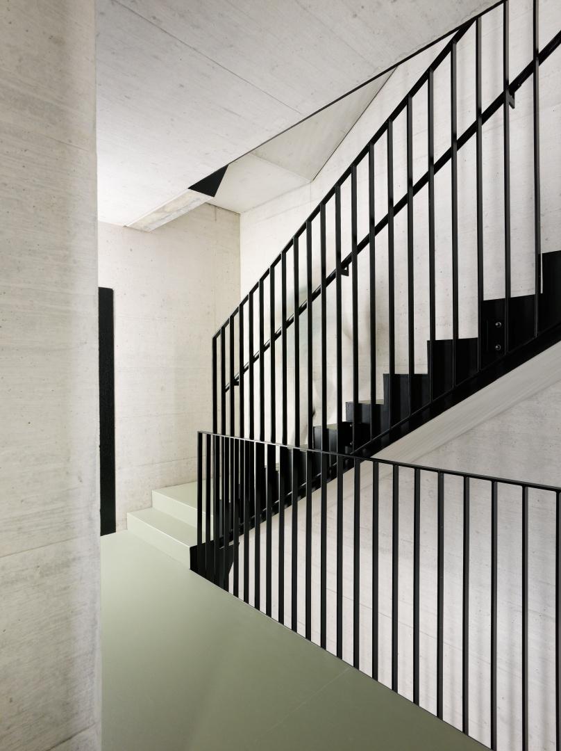 Treppenhaus © Johannes Marburg, Genf