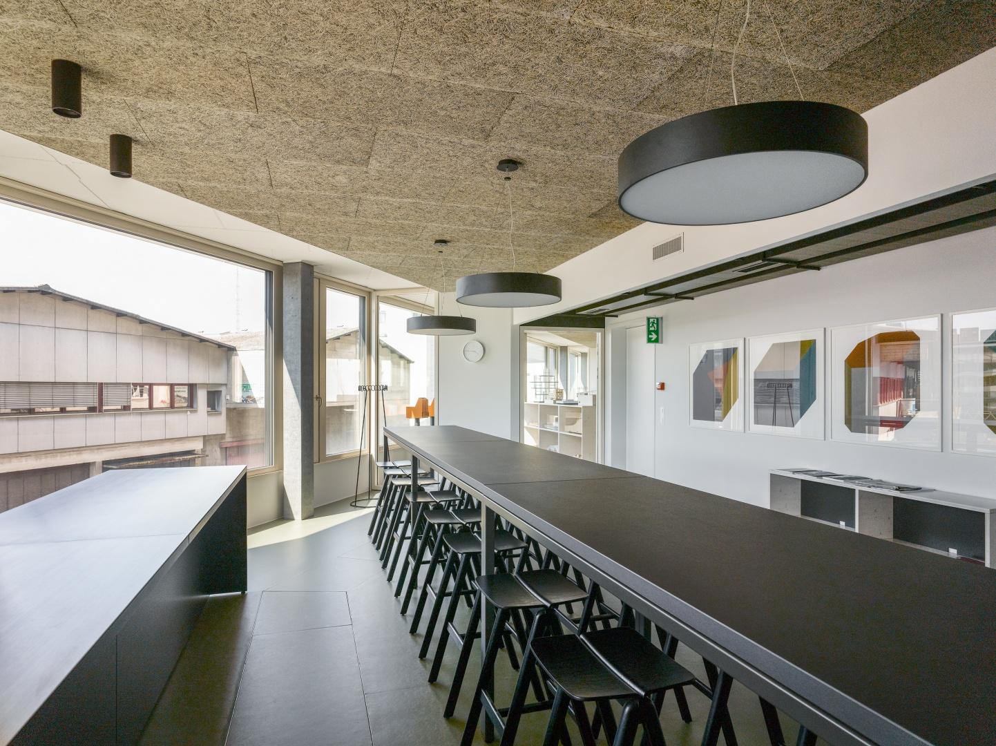 Cafeteria © Johannes Marburg, Genf
