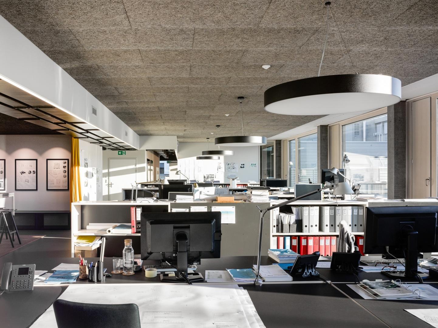 Bürolandschaft © Johannes Marburg, Genf