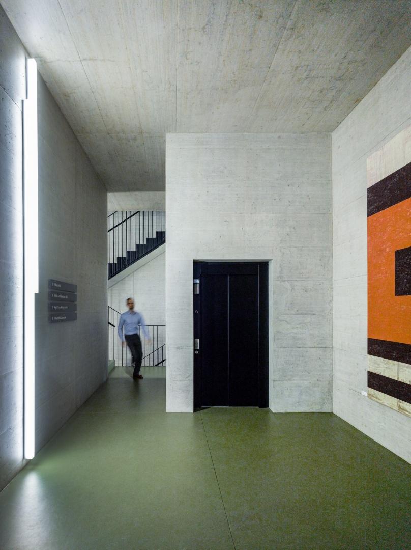 Haupteingang © Johannes Marburg, Genf