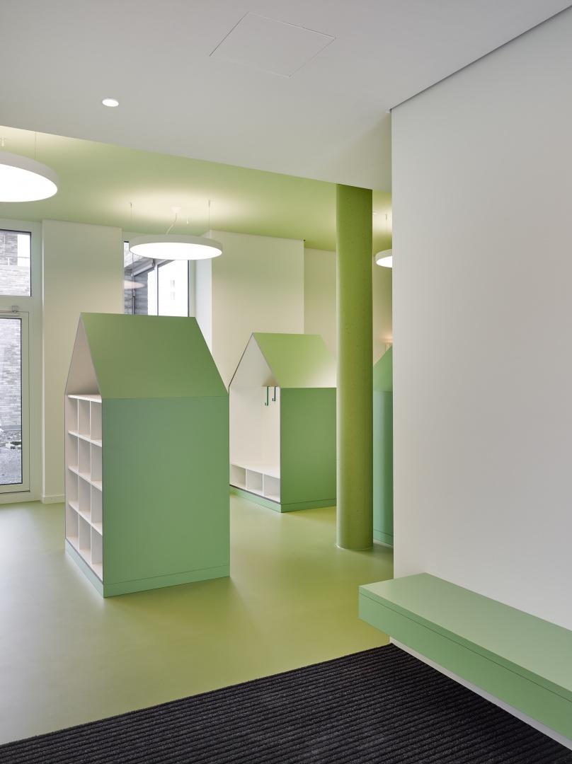 Kindertagesstätte © Johannes Marburg