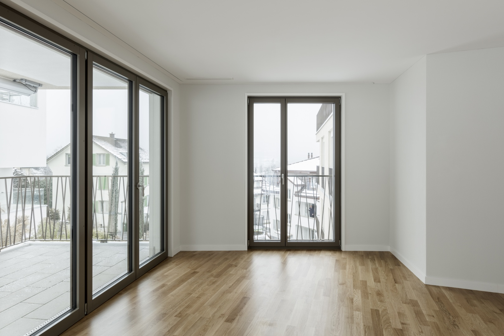 Wohnbereich © Beat Bühler