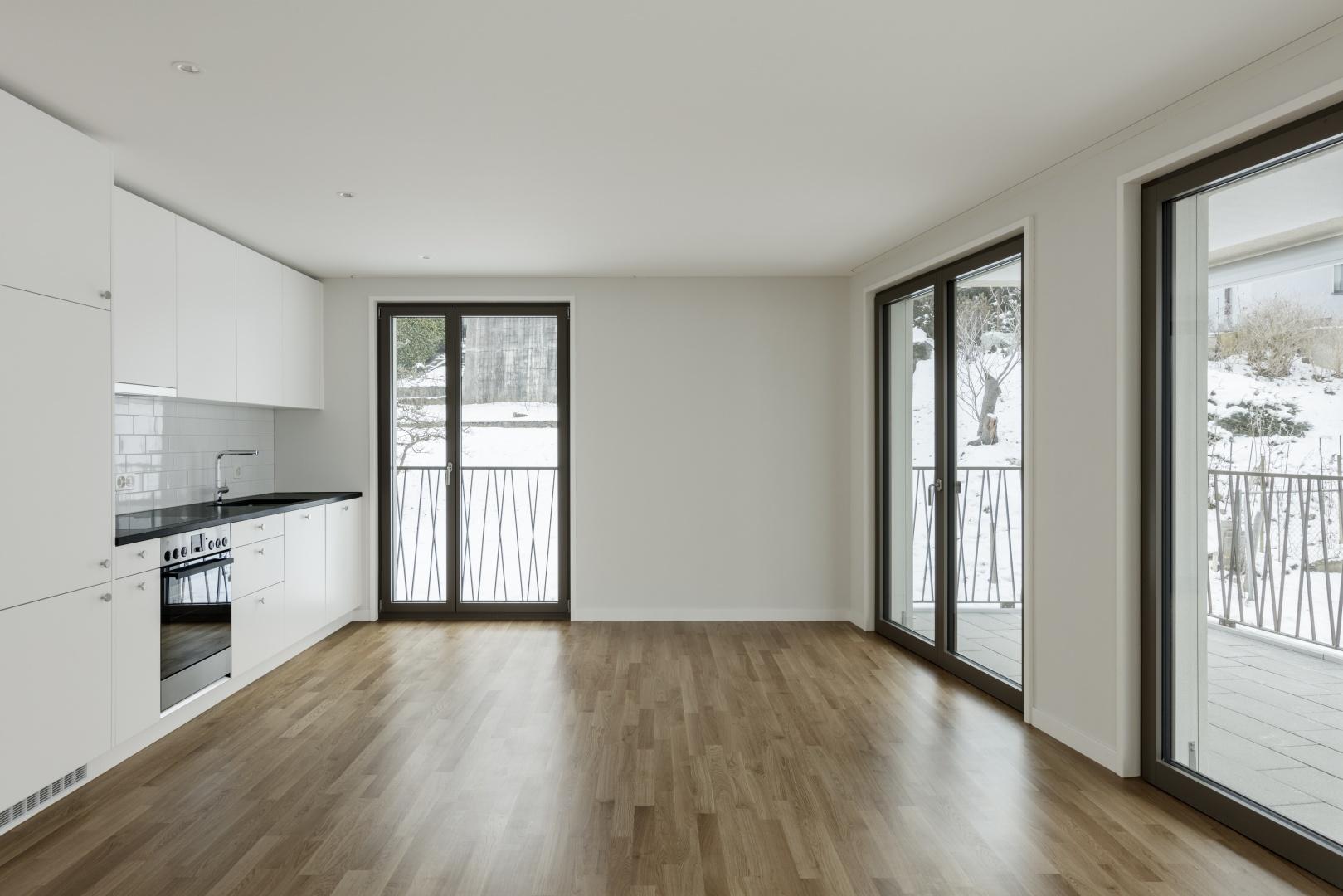 Küchen- und Essbereich © Beat Bühler