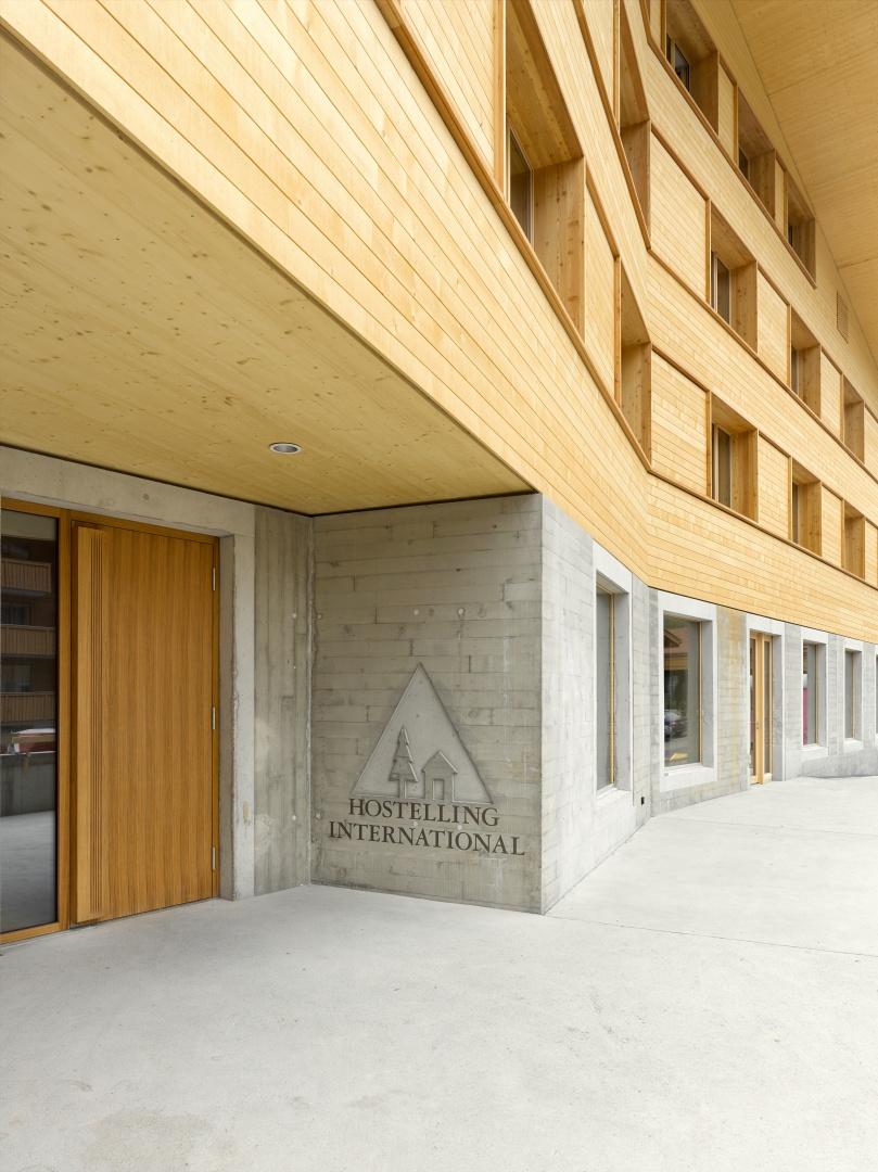 Eingangsbereich © Alexander Gempeler, Bern