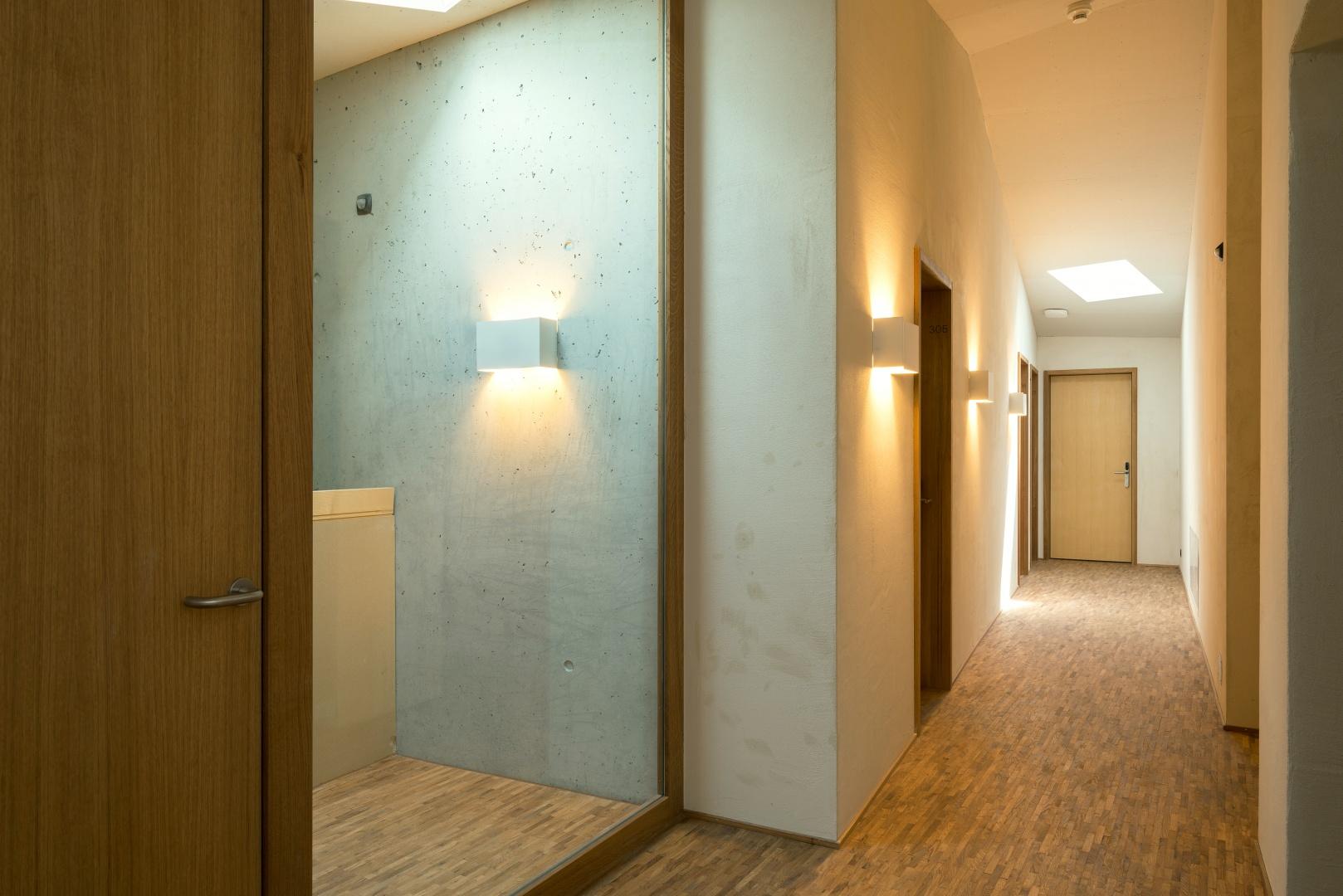 Korridor © Alexander Gempeler, Bern