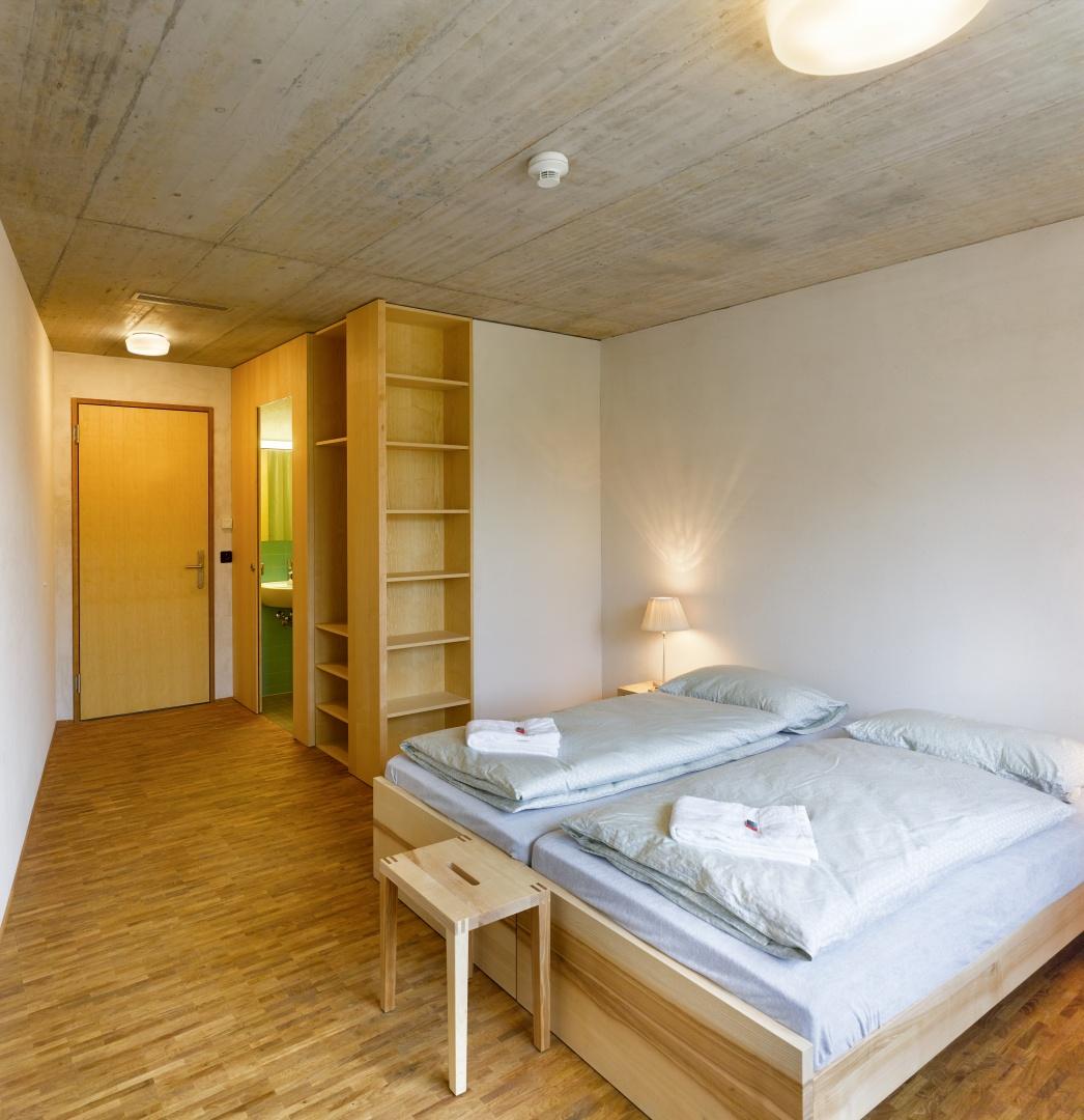 Zimmer © Alexander Gempeler, Bern