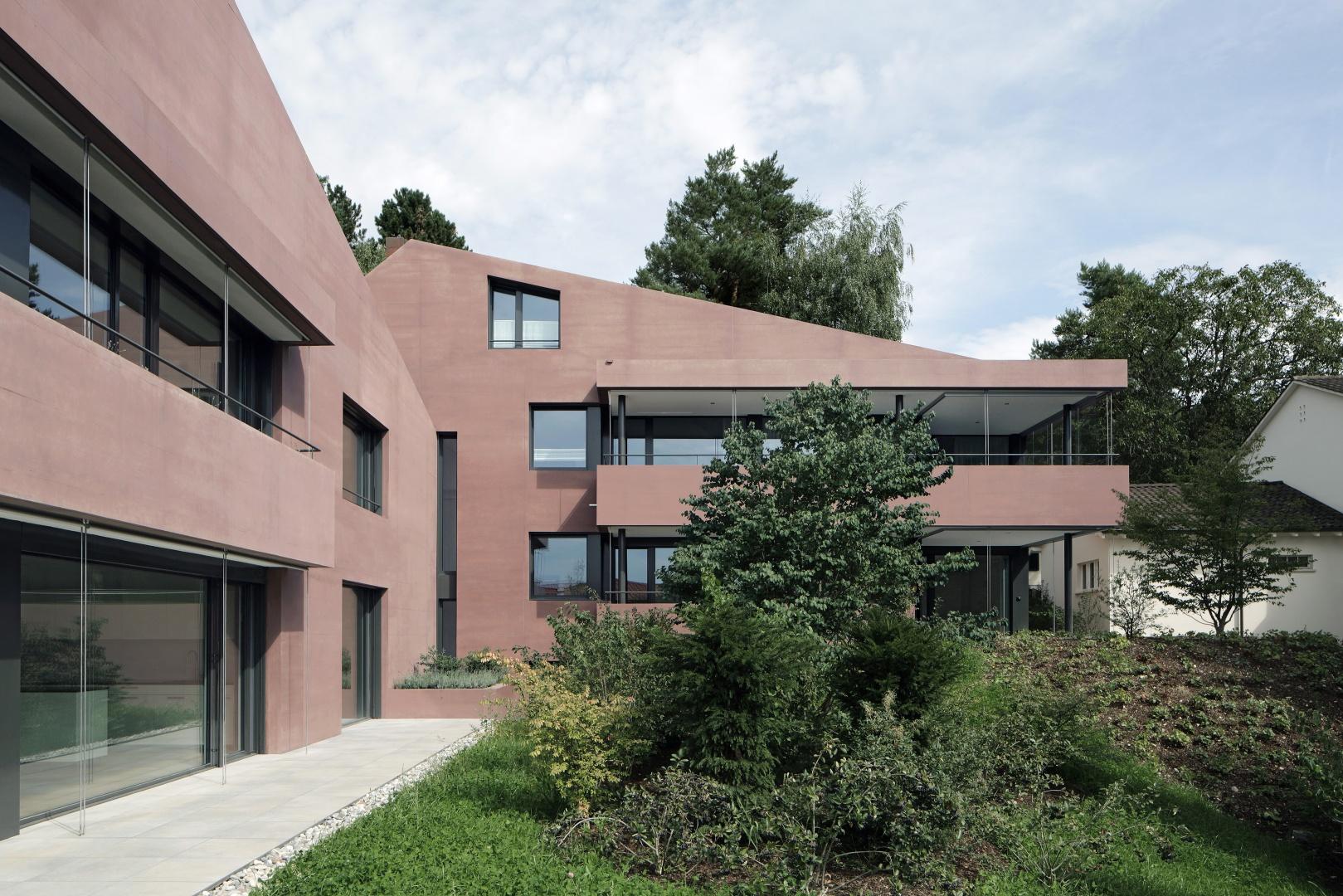 Bodenweg_Fassade_Süd-West © Tom Bisig, Basel