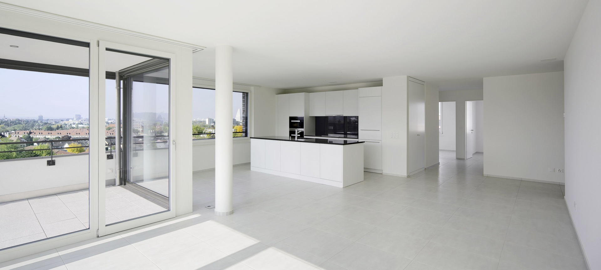Lutzertgarten_Wohnung © Tom Bisig, Basel