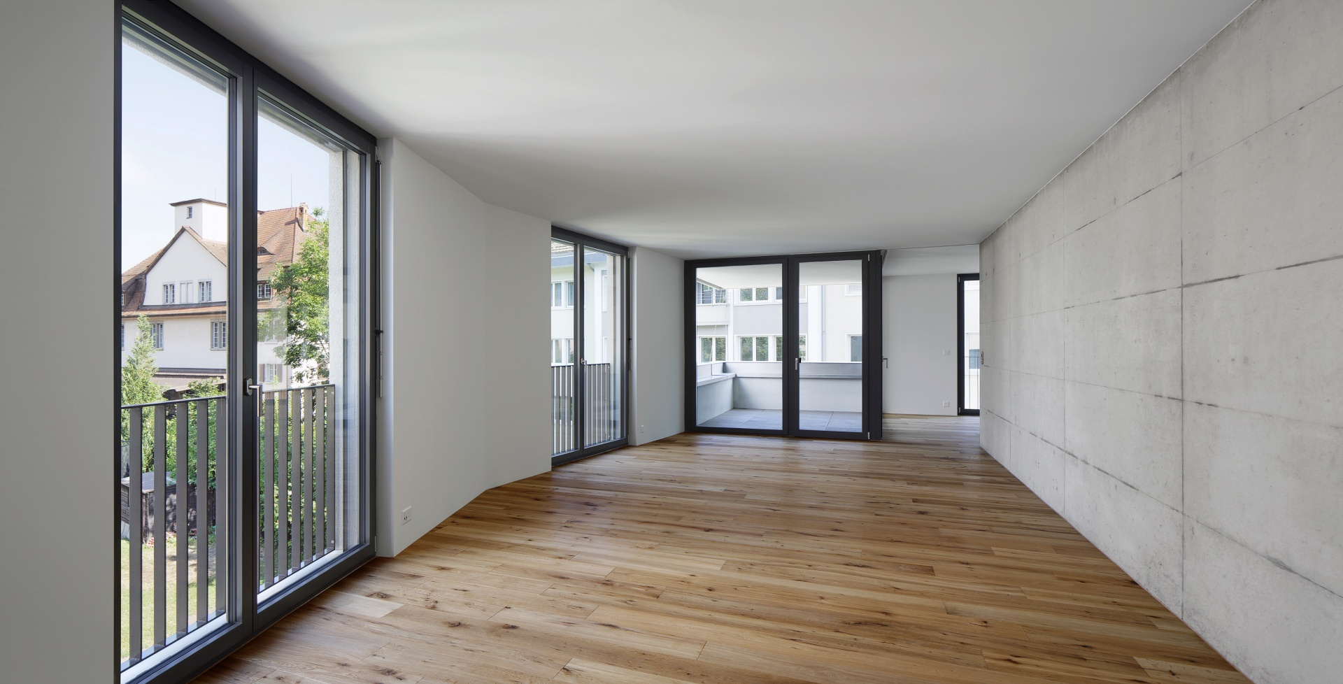 Sonnenweg_Wohnung © Tom Bisig, Basel