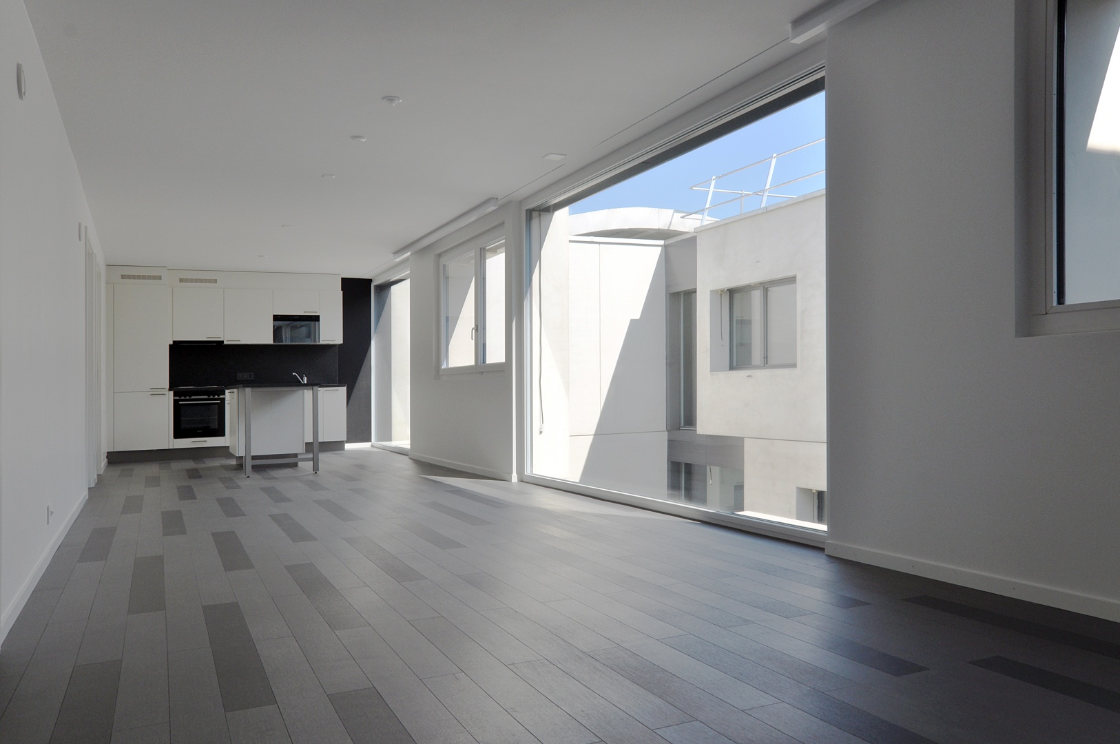 LOT B_Appartement © Fornet Architectes