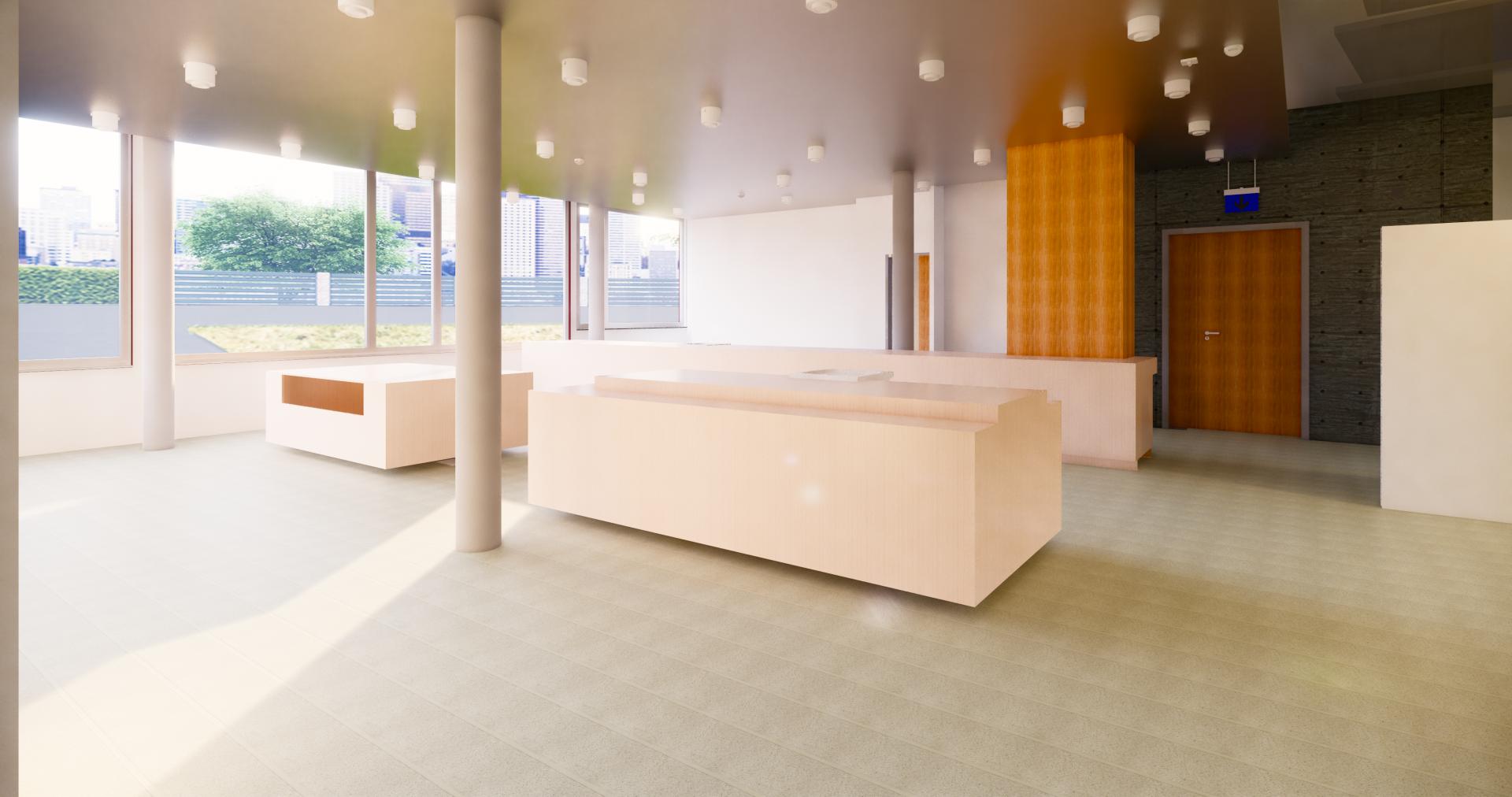 Innenausbau © Basler & Hofmann AG
