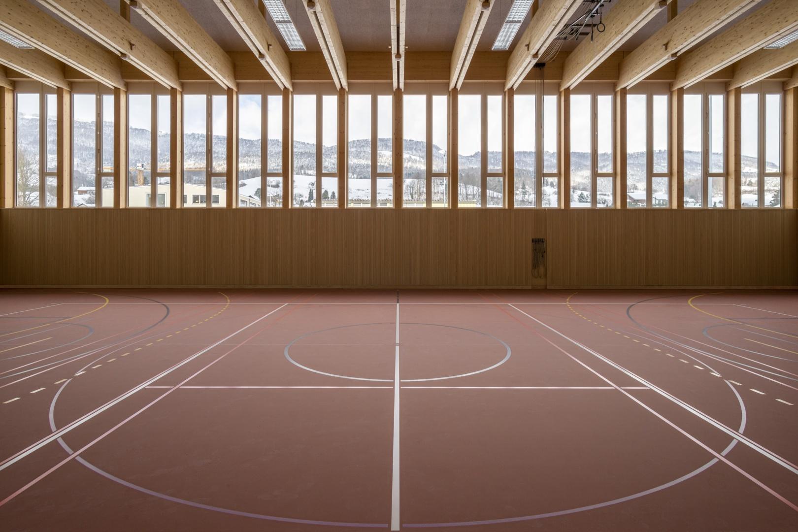 Innenraum © Hendrik Thielemann