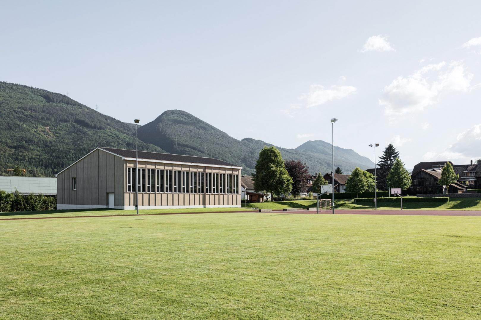 Sportplatz © Beat Bühler