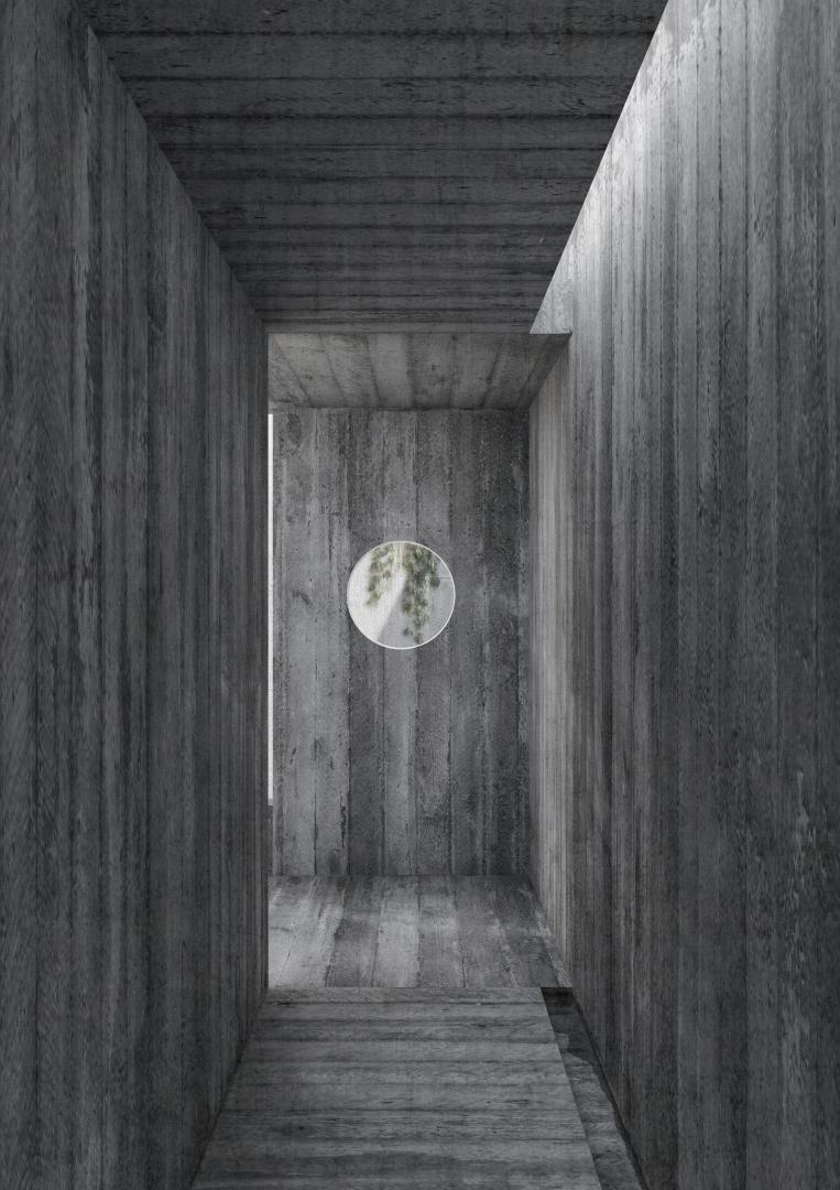 Raumabfolge 1 © Andreas Ulrich, Michelle Anliker