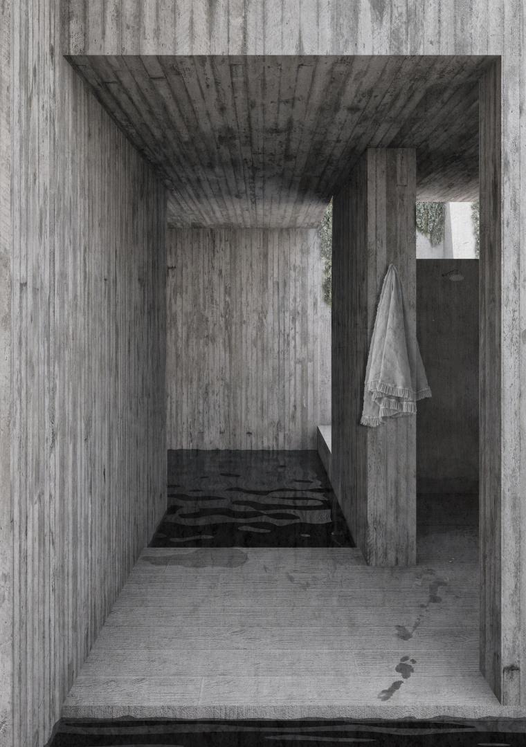 Raumabfolge 3 © Andreas Ulrich, Michelle Anliker