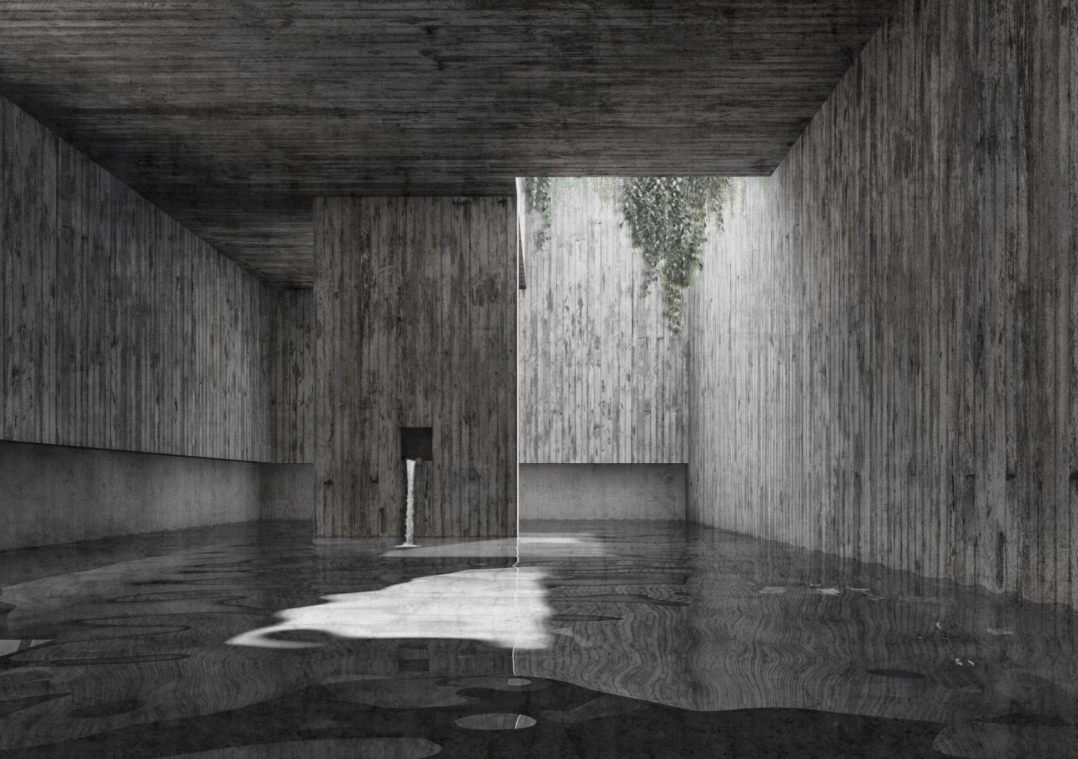 Raumabfolge 4 © Andreas Ulrich, Michelle Anliker