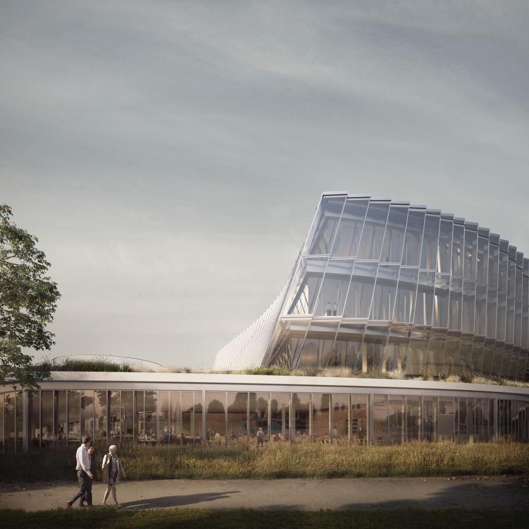 Südfassade © 3XN - Forbes Massie