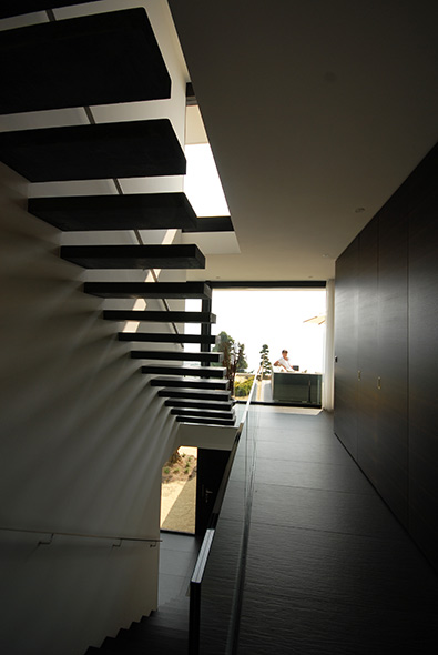 Treppe © Antonietty Architekten AG