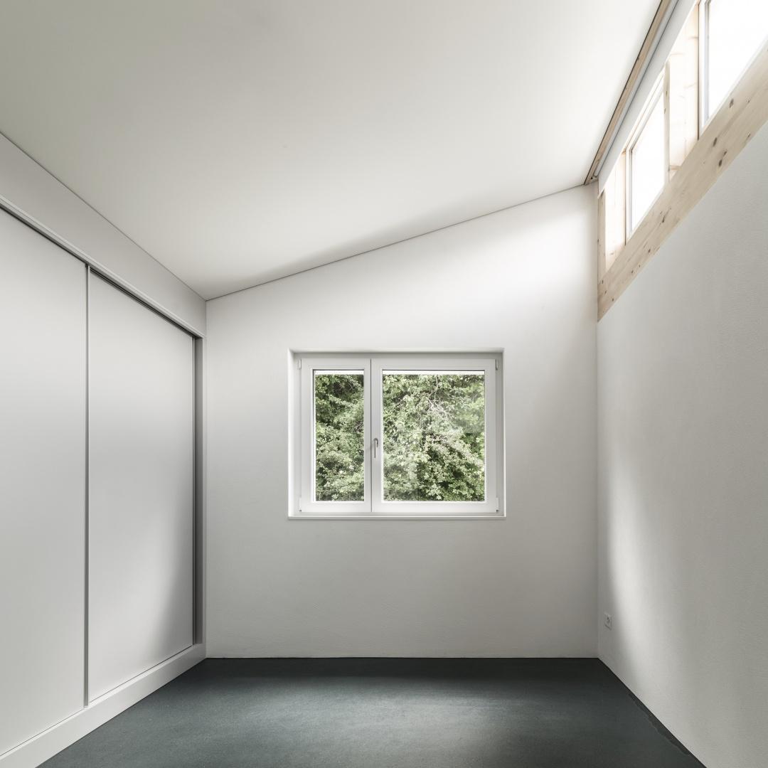 Gästezimmer 4.OG © Aurel Martin