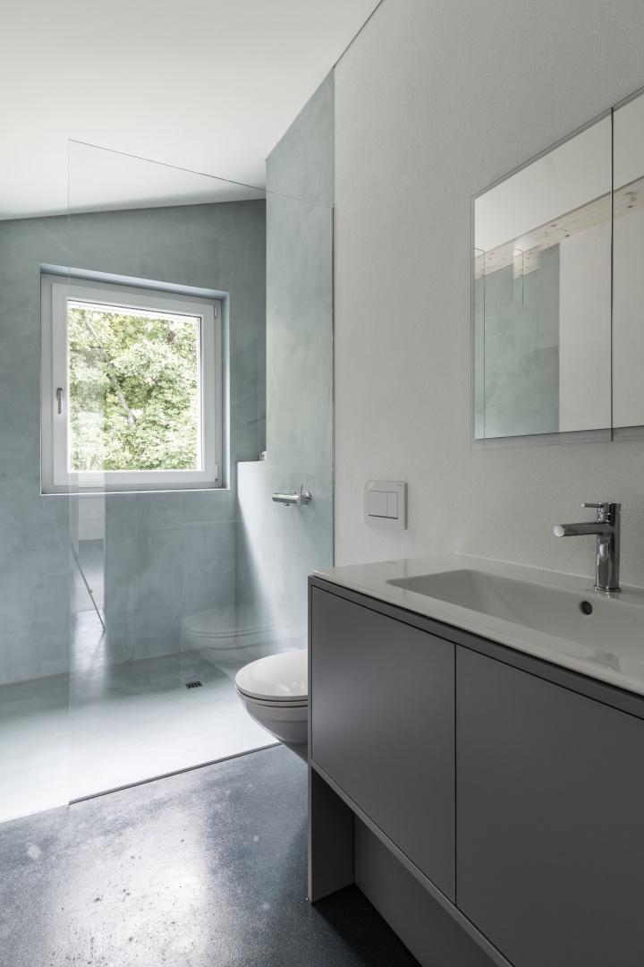 Badezimmer 4.OG © Aurel Martin