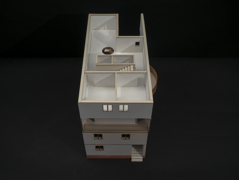 3.Obergeschoss Villas Apiladas © Quirin Koch