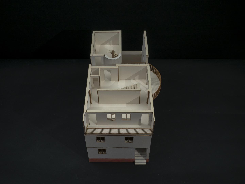 2.Obergeschoss Villas Apiladas © Quirin Koch