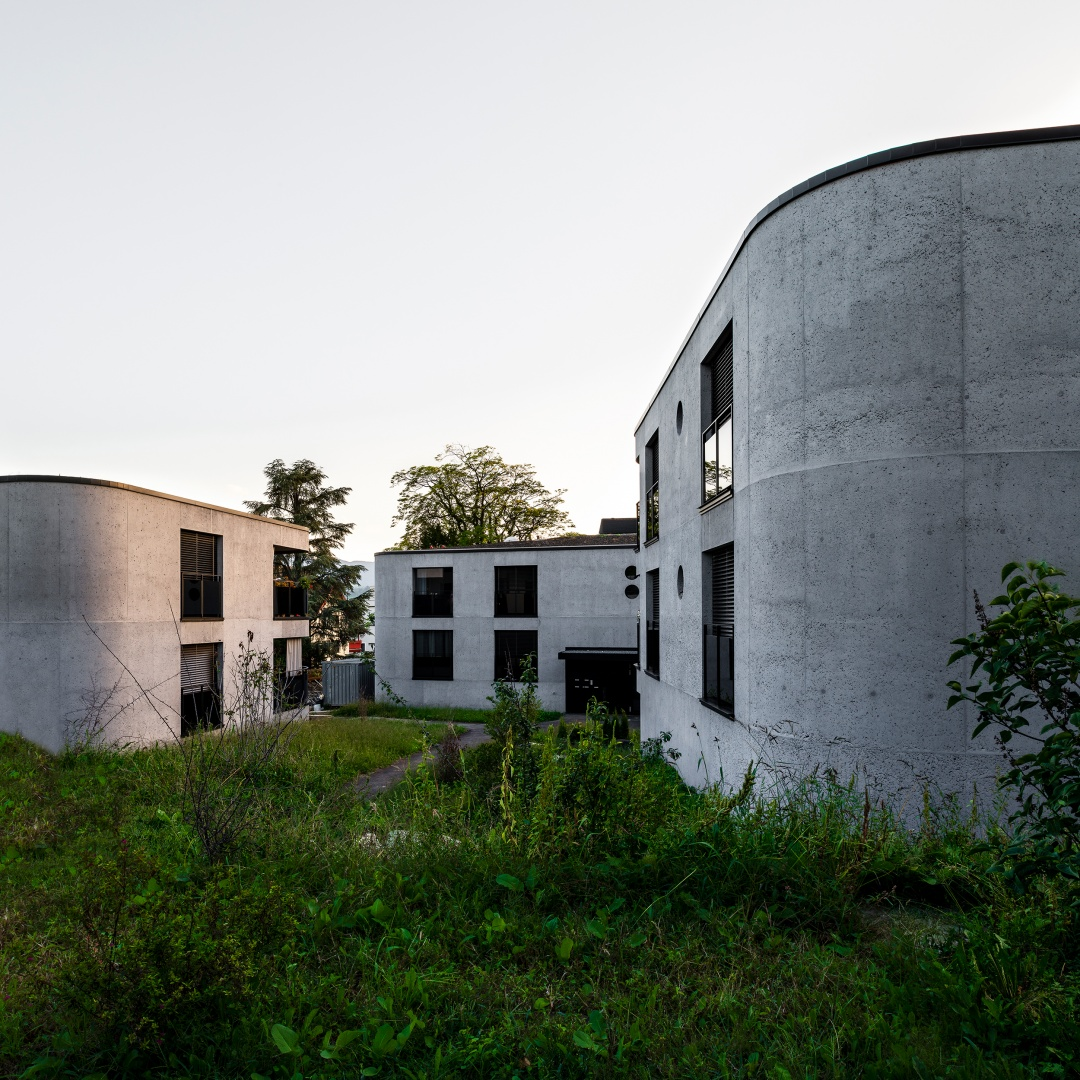 Ansicht Nord © Franz Roos