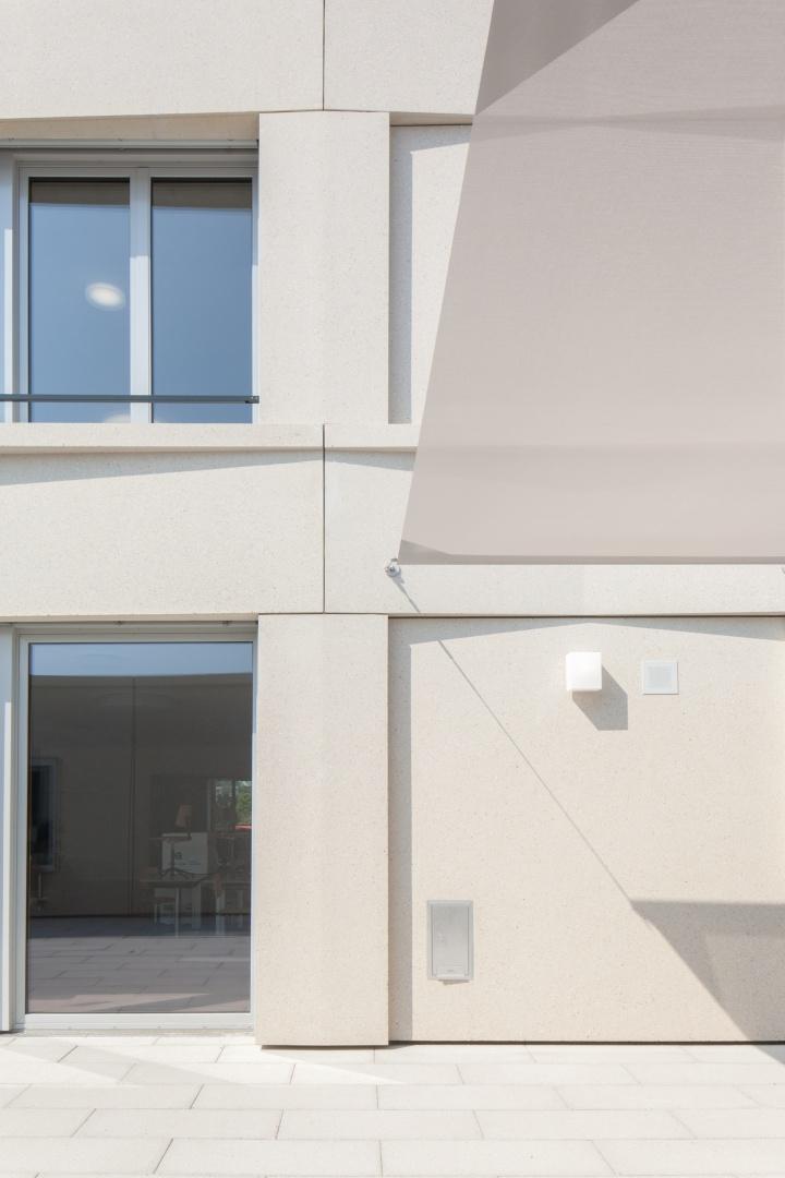 Terrasse_2 © Schwabe Suter Architekten GmbH