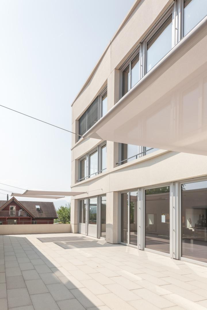 Terrasse_1 © Schwabe Suter Architekten GmbH