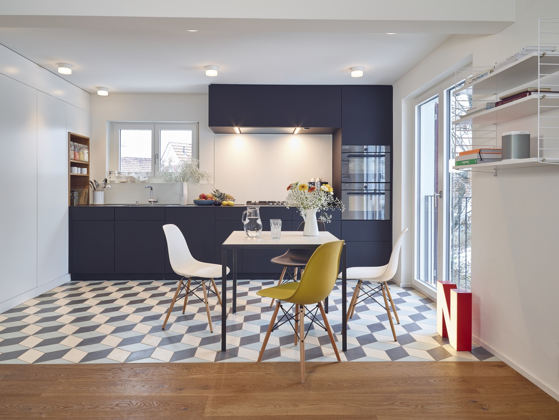 Wohnküche © Gataric Fotografie