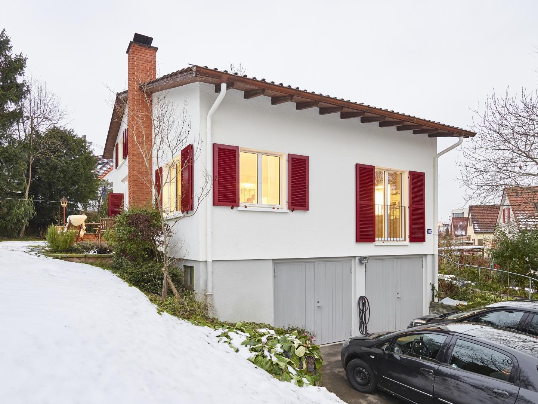 Hausfassade © Gataric Fotografie