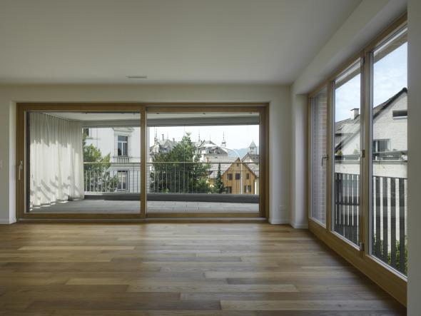 Wohnraum © Roger Frei, Zürich