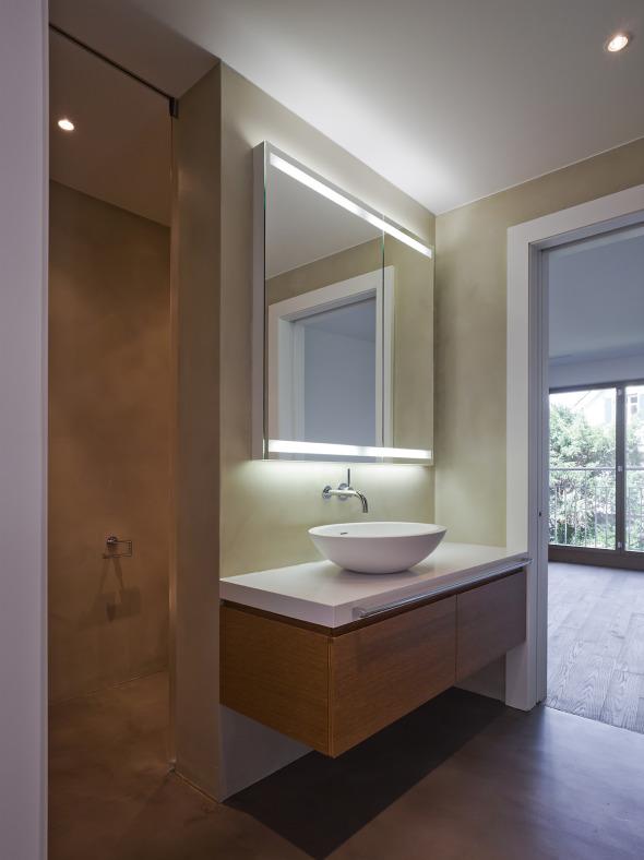 Badezimmer © Roger Frei, Zürich