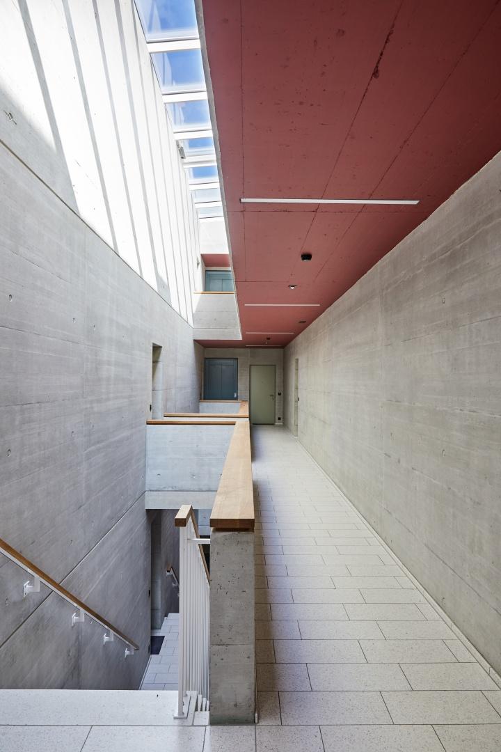 Treppenhaus © Tom Trachsel | Roger Baumer | Manuel Liechti