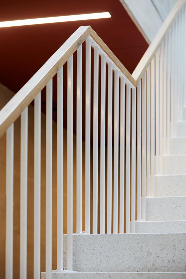 Treppendetail © Tom Trachsel | Roger Baumer | Manuel Liechti