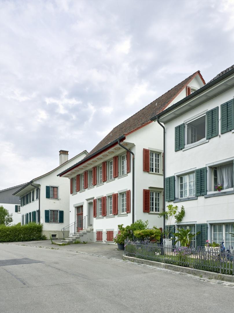 Flarzhausgruppe © Jürg Zimmermann, Zürich
