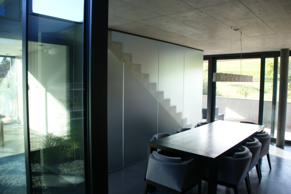 zone manger/patio © kaiser & wittwer sa