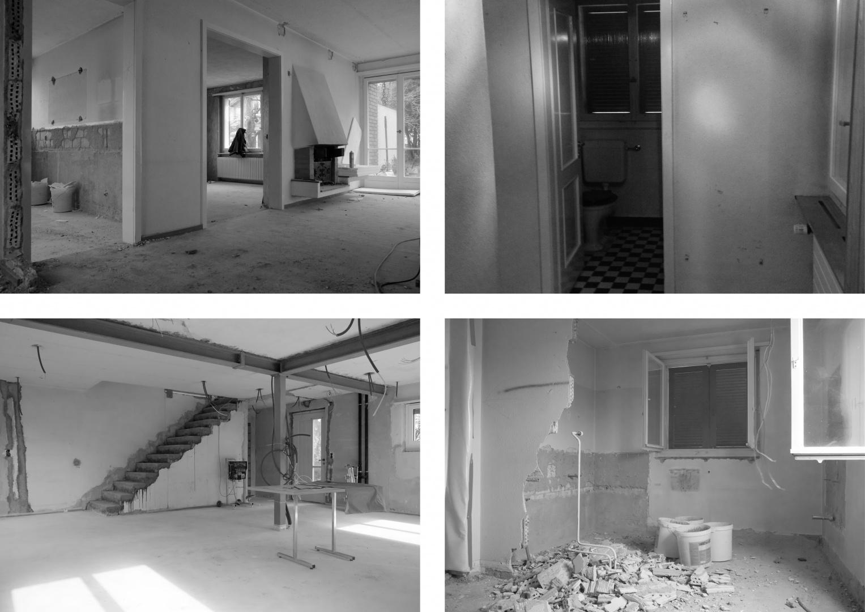 Erdgeschoss - Vorher © Raumtakt GmbH