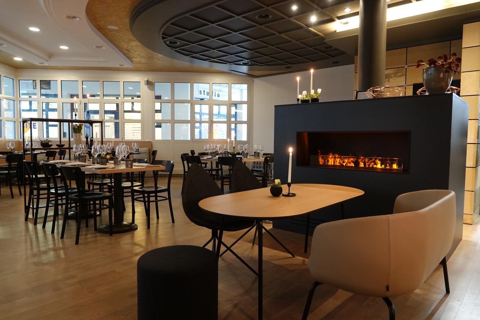 Hotel Forum, Widnau, Restaurant © art-m gmbh, arbon
