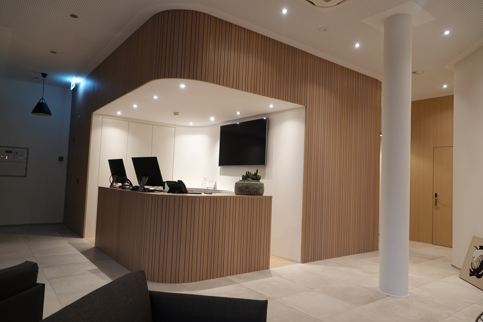 Hotel Forum, Widnau, Lobby © art-m gmbh, arbon