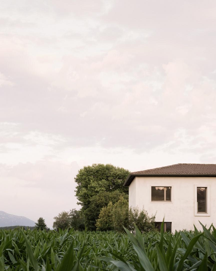 Fassade © Simone Bossi photographer