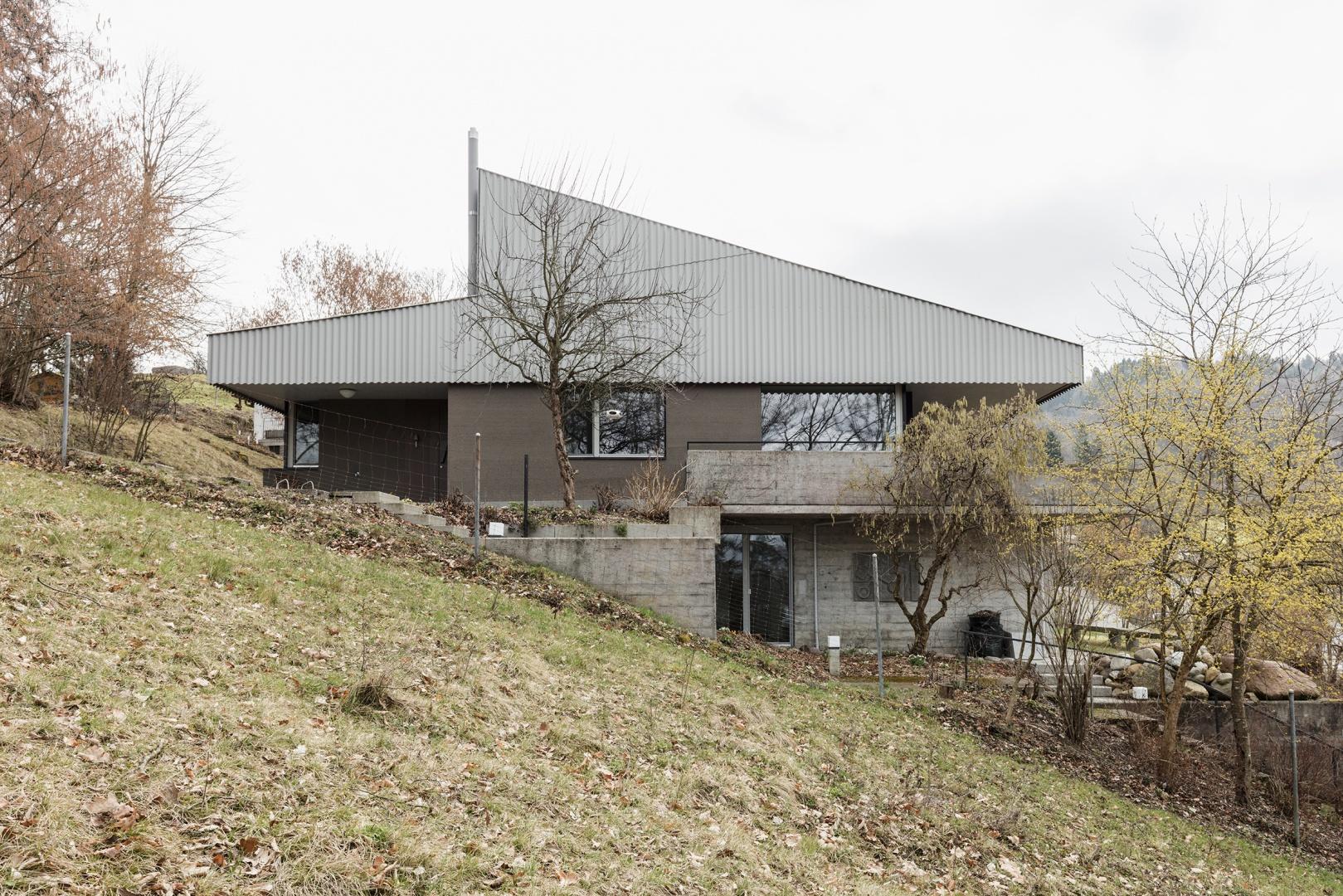 Ausbau einfamilienhaus in zweifamilienhaus documentation for Pramierte einfamilienhauser